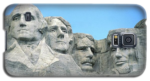 Mount Rushmore Galaxy S5 Case by American School