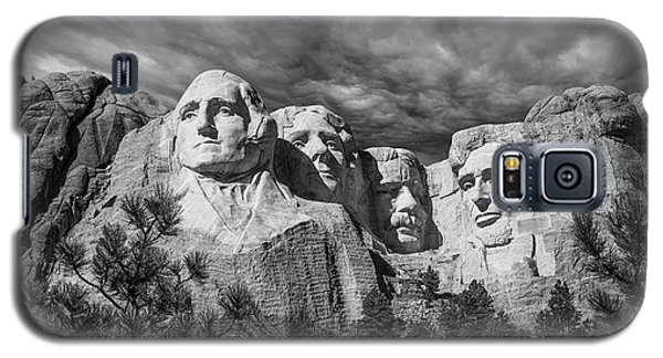 Mount Rushmore II Galaxy S5 Case