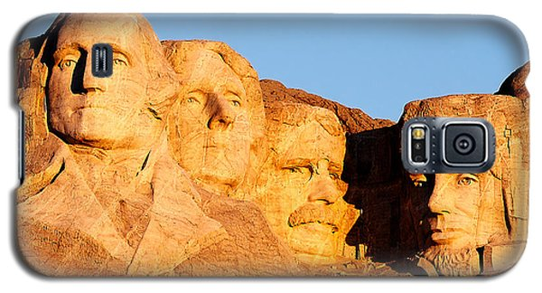 Mount Rushmore Galaxy S5 Case by Todd Klassy
