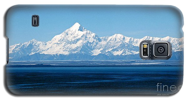 Mount Saint Elias. Yakutat Bay Seascapes Galaxy S5 Case