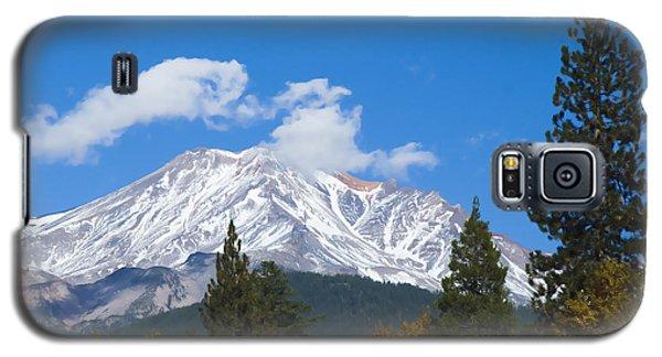 Mount Shasta California Galaxy S5 Case