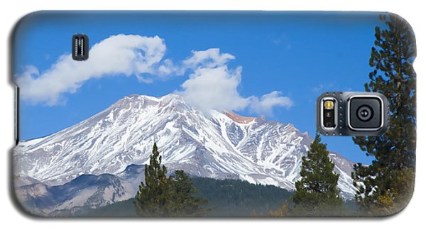 Mount Shasta California Galaxy S5 Case