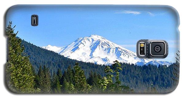 Mount Shasta Galaxy S5 Case