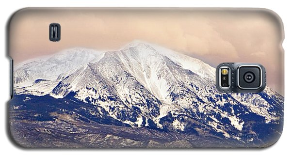 Mount Sopris Galaxy S5 Case by Marilyn Hunt