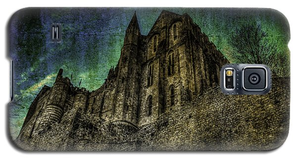Galaxy S5 Case featuring the photograph Mount St Michael Unreal by Karo Evans
