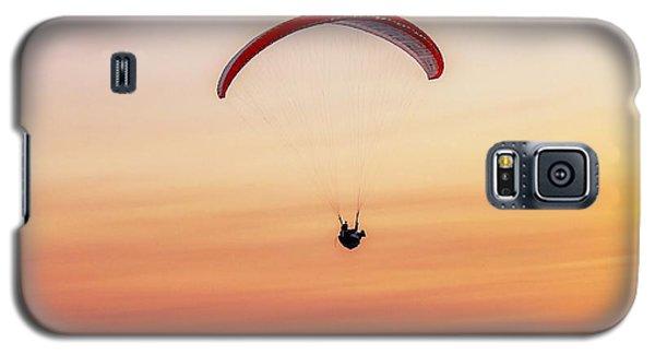 Mount Tom Parachute Galaxy S5 Case