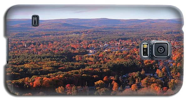 Mount Tom View, Easthampton, Ma Galaxy S5 Case