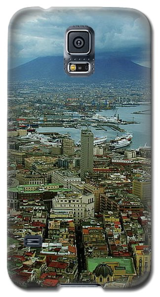Mount Vesuvius Naples It Galaxy S5 Case
