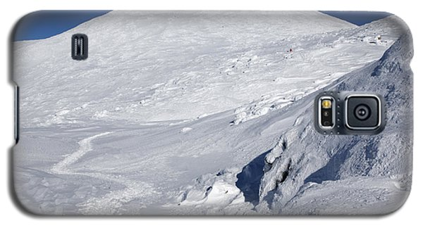 Mount Washington - White Mountain New Hampshire Usa Winter Galaxy S5 Case