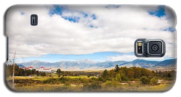 Mount Washington Hotel Galaxy S5 Case