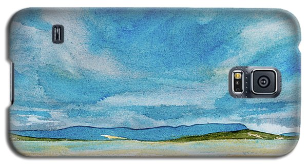 View Of Mount Wellington From South Bruny Island Galaxy S5 Case