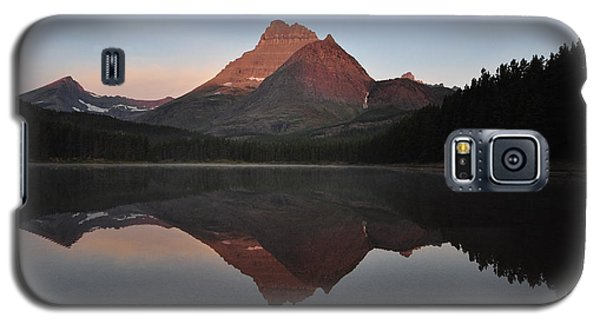 Mount Wilbur, Glacier National Park Galaxy S5 Case