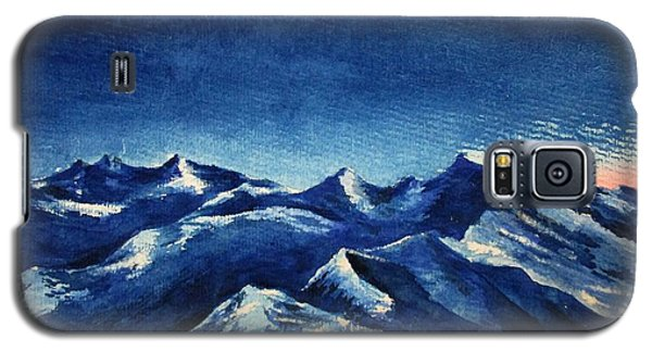 Mountain-4 Galaxy S5 Case