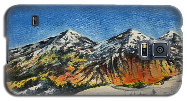 Mountain-5 Galaxy S5 Case