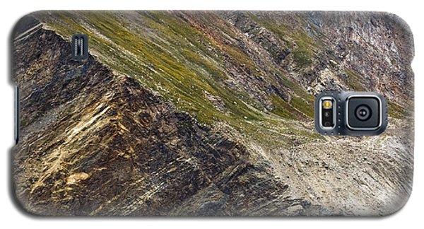 Mountain Abstract 1 Galaxy S5 Case