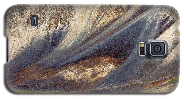 Mountain Abstract 2 Galaxy S5 Case
