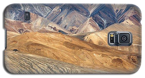 Mountain Abstract 4 Galaxy S5 Case
