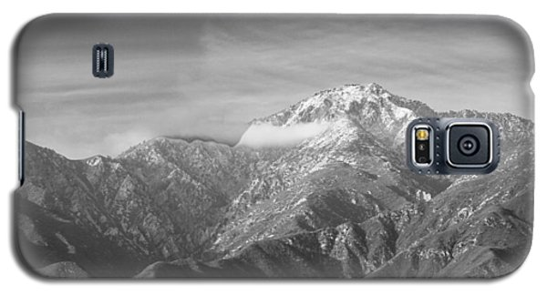 Mountain And Clouds Galaxy S5 Case