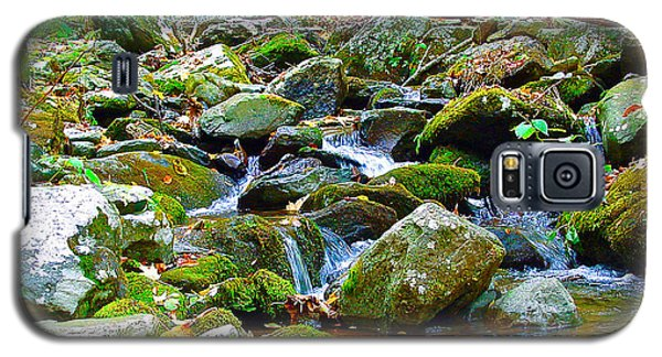 Mountain Appalachian Stream 2 Galaxy S5 Case