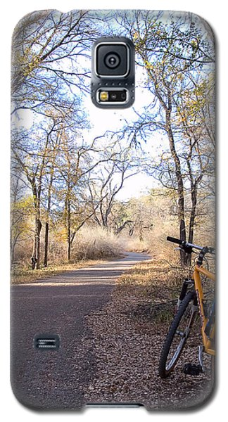 Mountain Bike Trail Galaxy S5 Case