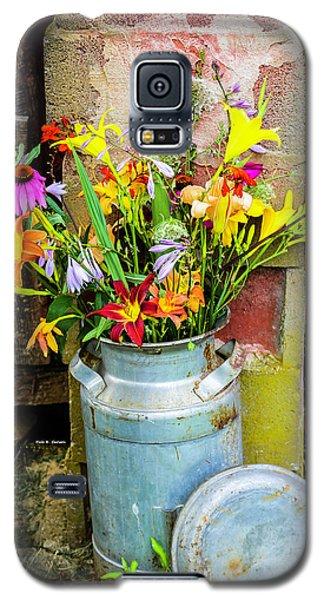 Mountain Bouquet Galaxy S5 Case