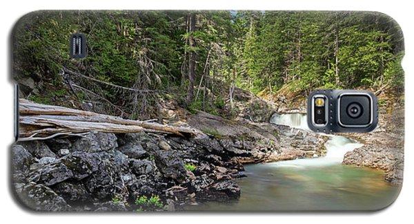 Mountain Cascade Galaxy S5 Case