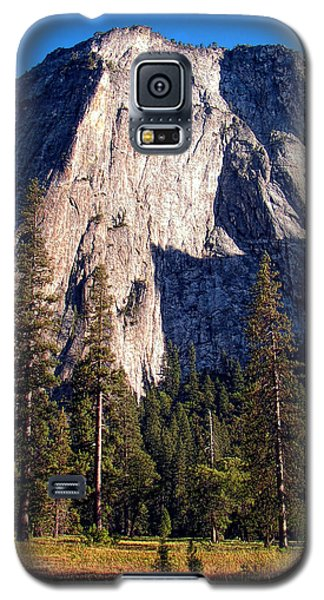Mountain Cathedral - Yosemite Galaxy S5 Case