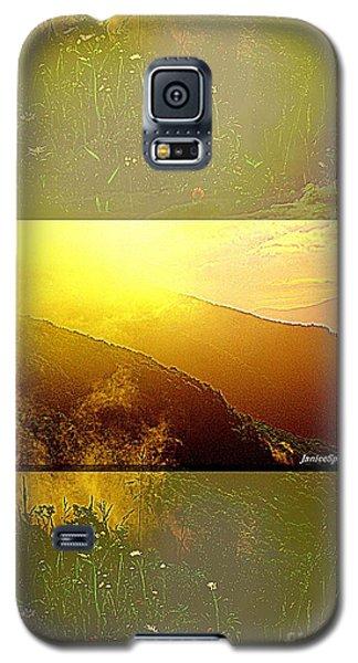 Mountain Days Galaxy S5 Case by Janice Spivey