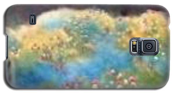 Mountain Flowers Galaxy S5 Case