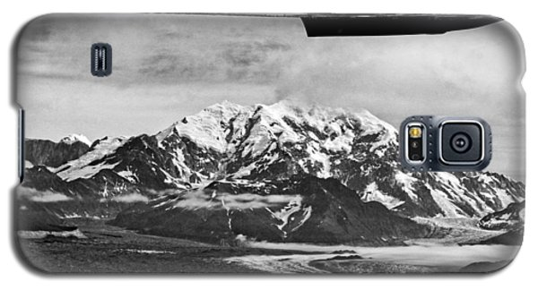 Mountain Flying Alaska Galaxy S5 Case