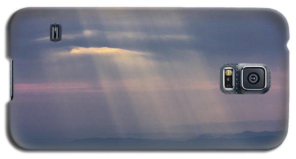 Mountain God Rays Galaxy S5 Case