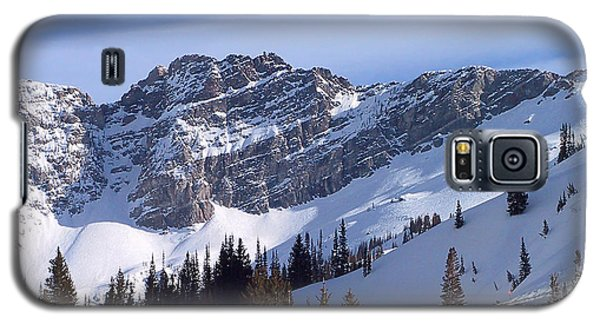 Mountain Galaxy S5 Case - Mountain High - Salt Lake Ut by Christine Till