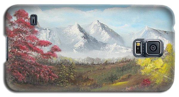 Mountain High Galaxy S5 Case