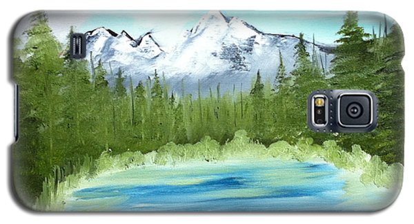 Mountain Imagining Galaxy S5 Case