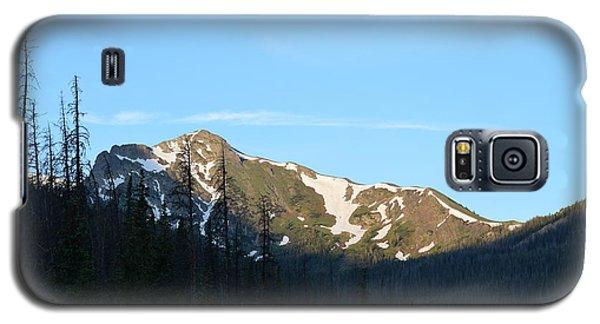 Mountain In Rocky Mountian Np Co Galaxy S5 Case