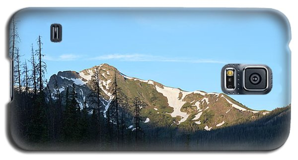 Mountain In Rocky Mountian Np Co Galaxy S5 Case