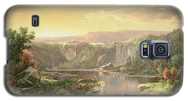 Mountain Lake Near Piedmont Galaxy S5 Case