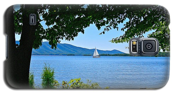 Smith Mountain Lake Sailor Galaxy S5 Case