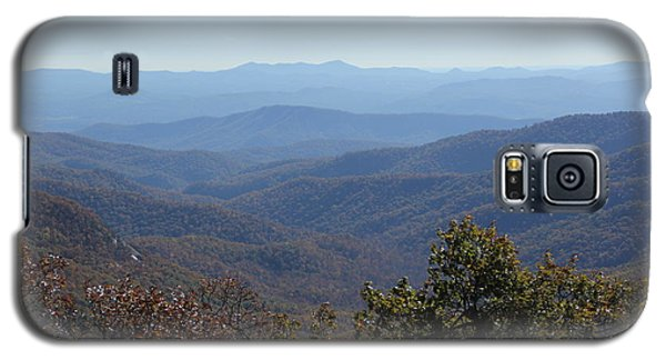 Mountain Landscape 4 Galaxy S5 Case