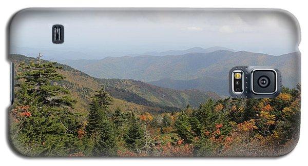 Mountain Long View Galaxy S5 Case