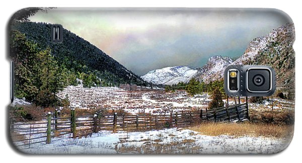 Mountain Meadow Galaxy S5 Case by Jim Hill
