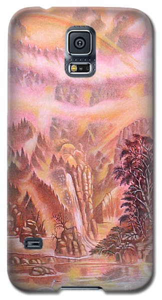 Mountain Mist Galaxy S5 Case