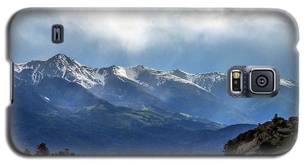 Mountain Moodiness Galaxy S5 Case