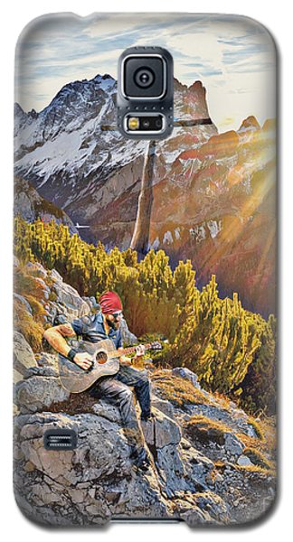Mountain Of The Lord Galaxy S5 Case