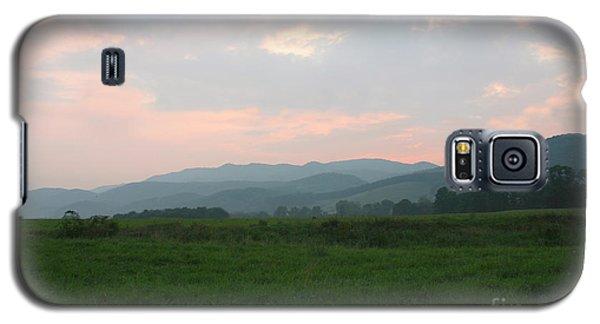Mountain Pasture Galaxy S5 Case by Annlynn Ward
