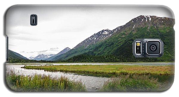 Mountain Peak Dreams Galaxy S5 Case