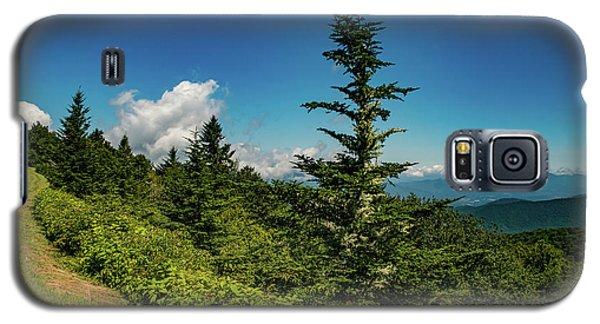 Mountains Galaxy S5 Case