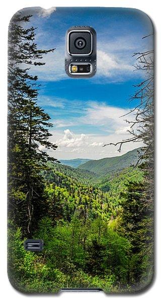 Mountain Pines Galaxy S5 Case