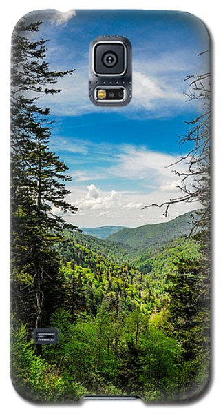 Mountain Pines Galaxy S5 Case