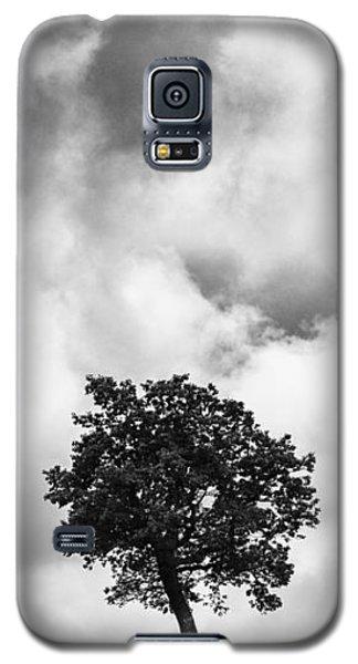 Tree On Hill - Doughton Park Blue Ridge Parkway Galaxy S5 Case